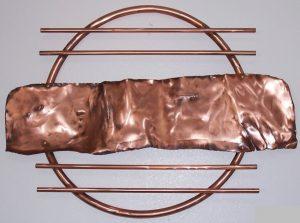 Copper Horizontal