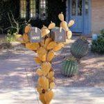 Prickly Pear Cactus Mailbox