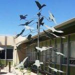 Spirit of the Wind Sculpture